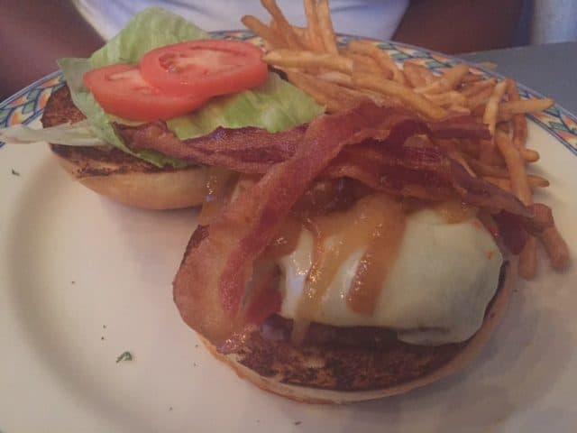 Burger Rosarito Fish Shack