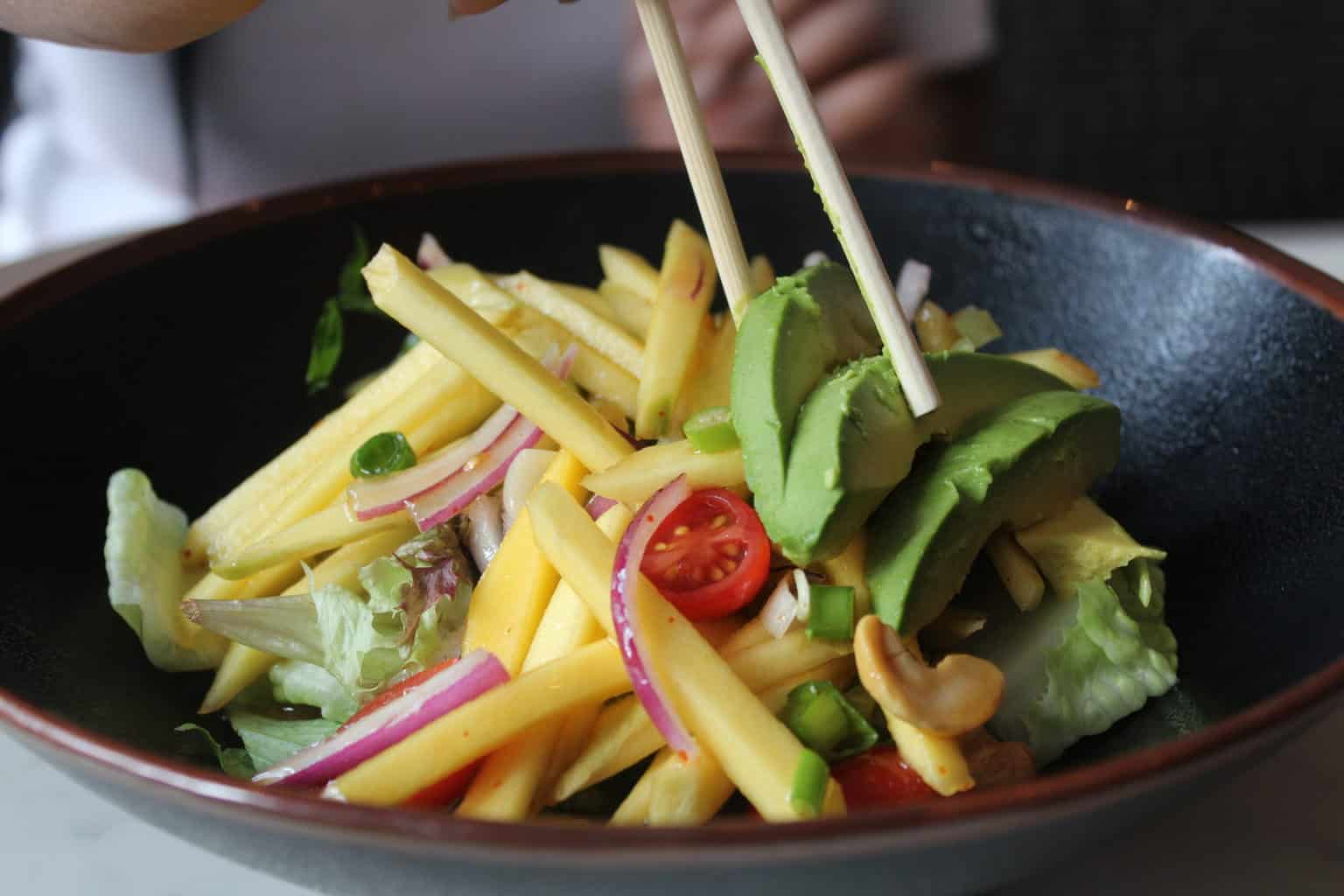 Bangkok cuisine upper east side the buppie foodie for Aura thai fusion cuisine new york ny