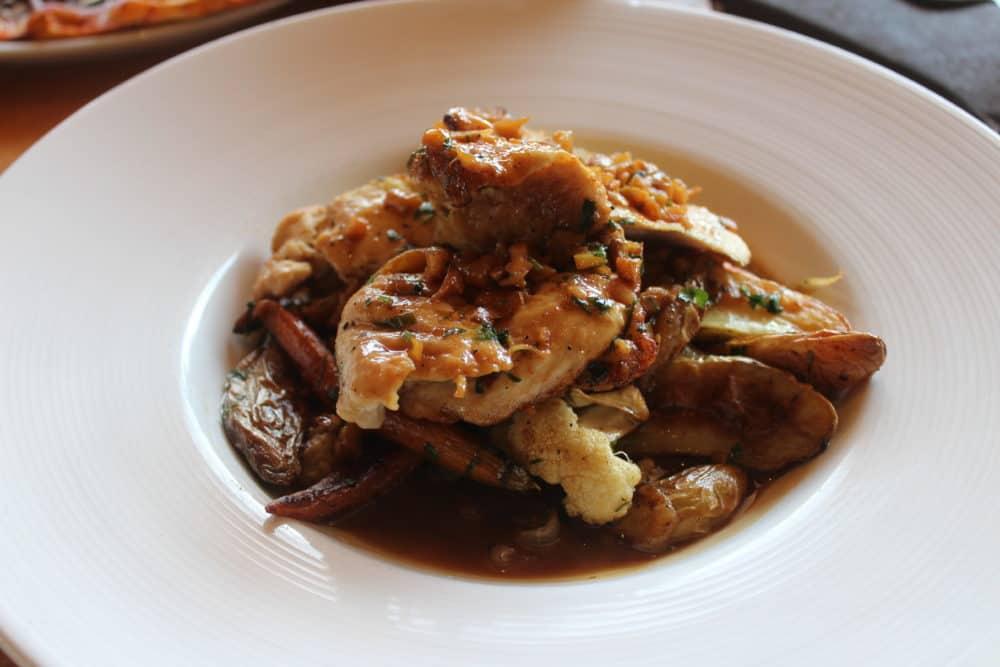 Chicken @ California Pizza Kitchen, Lake Grove