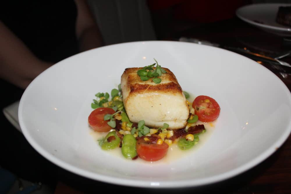 East Coast Halibut @ STK