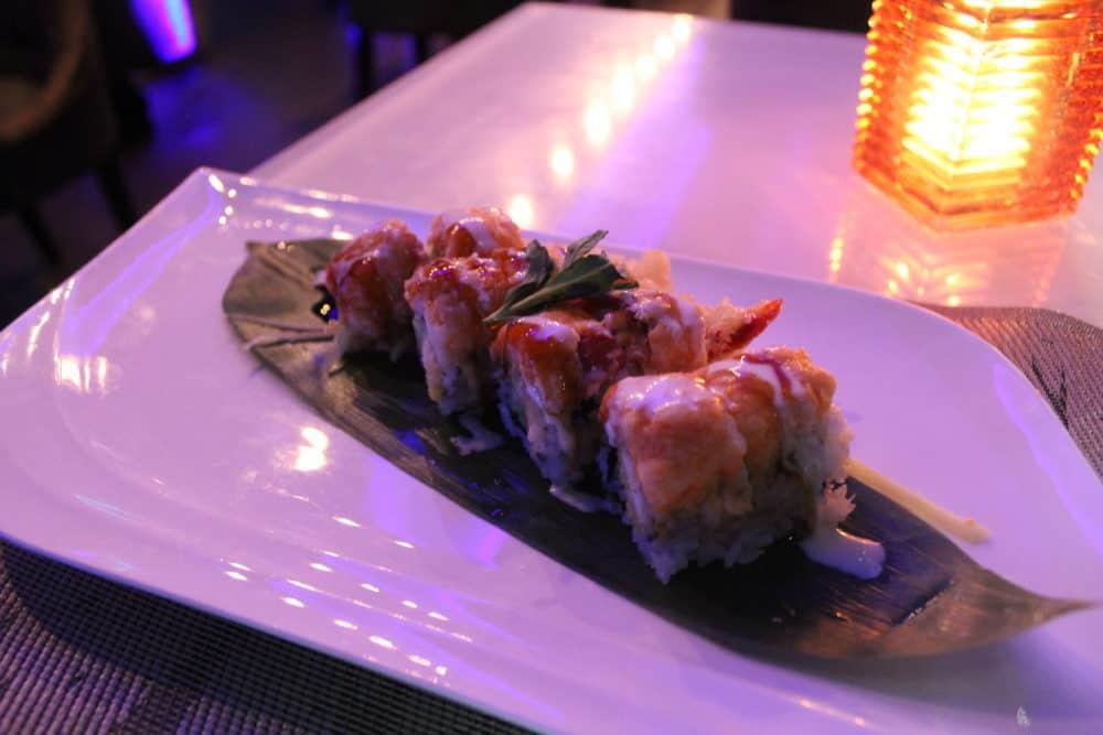 Lobster Roll @ Fushimi in Williamsburg