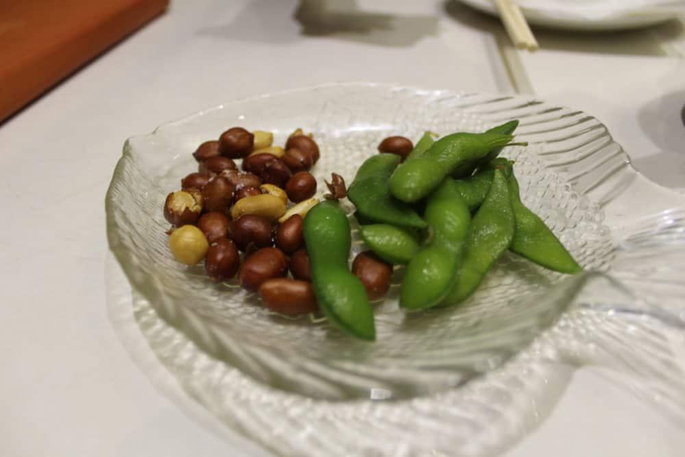Complimentary plate @ Bite of Hong Kong