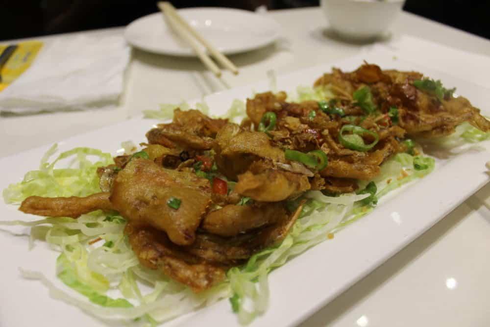Soft Shell Crab @ Bite of Hong Kong
