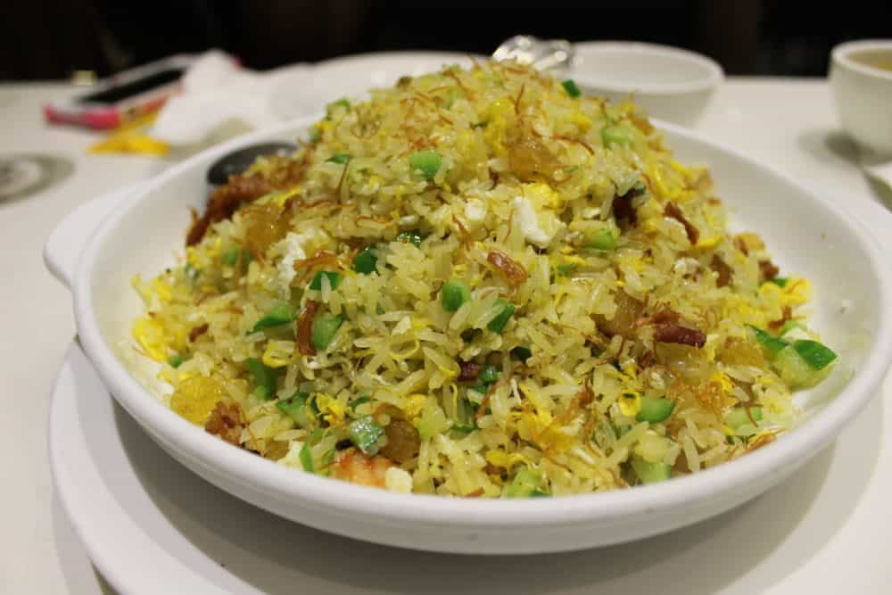 House Special Fried Rice @ Bite of Hong Kong
