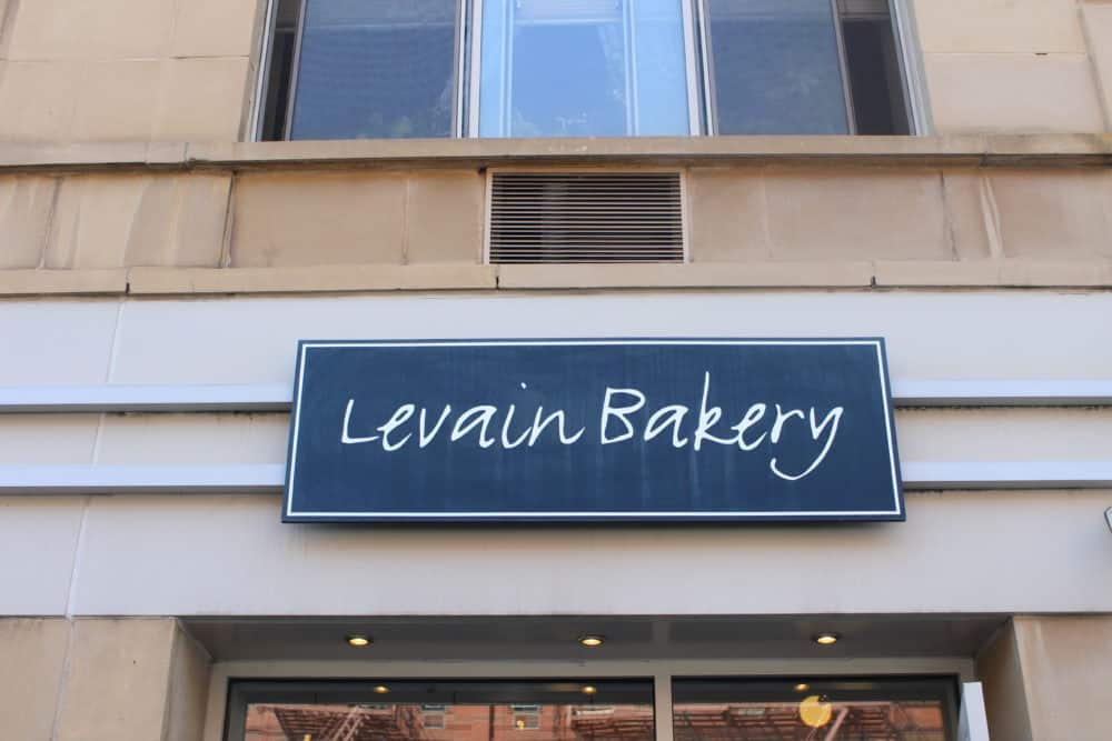Levain Bakery in Harlem