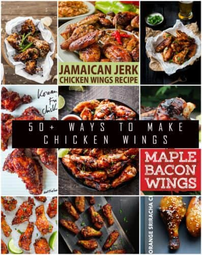 50+ Ways to Make Chicken Wings The Buppie Foodie