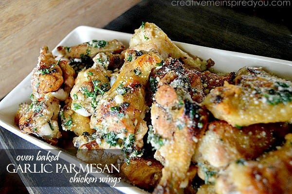 creative-me-inspired-you Parmesan wings